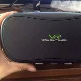 Vidrios video de la realidad virtual 3D de la caja 2 de Vr con el regulador
