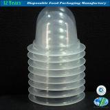Tazas plásticas disponibles