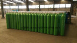 Fabricante oxígeno-gas del cilindro de gas del cilindro GB5099/ISO9809 40L 150bar-China