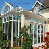 Vidrio Templado y Aluminio Sunroom Marco (FT-S)