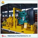 Deutz horizontal Cummins Chine faite la pompe aérer le moteur diesel refroidi
