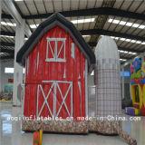 Город потехи дома фермы новой конструкции раздувной для малышей (AQ1508-1)