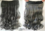 Heißes Selling Klipp in Curly Hair Virgin Klipp in Hair Extensions