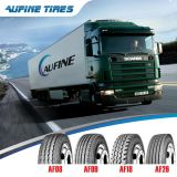 Aufine 315/80r22.5 Af27 Radial-LKW-Reifen mit Reichweite ECE-PUNKT