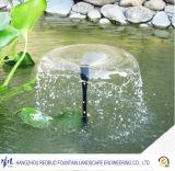 Fontana solare senza pila secondaria