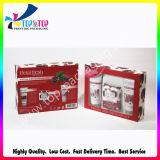 Colorer les caisses d'emballage cosmétiques décoratives de papier