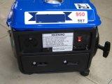 generatore di potere portatile della benzina/benzina del Ce di 650W 700W per uso domestico (wh950)