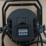 18X10W RGBW IP65 делают РАВЕНСТВО водостотьким мытья напольное СИД