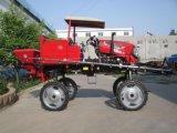 De gemotoriseerde Spuitbus van het Landbouwbedrijf (hqpz-700) met Vierwielige Leiding