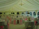 結婚披露宴および展覧会のイベントに使用する屋外の結婚式のテント