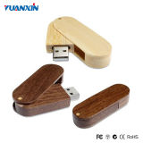 Movimentação de bambu do flash do USB do presente da promoção