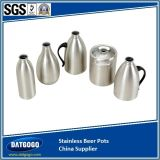 SUS316 Beer Pot u. Barrel Bp2.0L mit Polish Finish