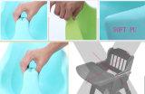 Silla suave de la PU del nuevo bebé del diseño, bebé que cena la silla