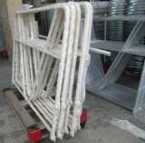 Welding di alluminio Safety Fence per Construction Defend