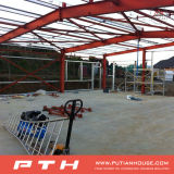 Costruzione leggera del magazzino del gruppo di lavoro della struttura d'acciaio