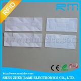 Etiqueta del parabrisas de la frecuencia ultraelevada RFID del rango largo usada en estacionamientos