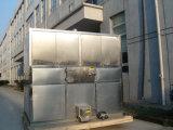 кубик льда 3000kg/Day СИД сохраняет машину льда кубика энергии