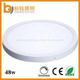 48W Dimmable LED 위원회 빛 둥근 천장 램프 90lm/W AC85-265V 빛
