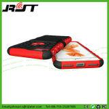 새로운 TPU PC Kickstand iPhone 7을%s 이동할 수 있는 셀룰라 전화 상자