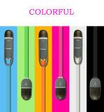 Línea de datos de la sinc. cable micro del USB para el androide y el iPhone