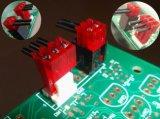 2.54mm 자물쇠 귀 AMP 동등물을%s 가진 4 위치 빨간 IDC