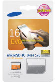 Smartphones를 위한 8GB16GB 32GB 64GB 128GB 256GB 512GB U3 Evo Ultra Micro Memory SD Cards CT TF Stick Card