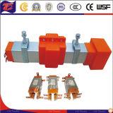 コンパクトデザインのクレーンまたは起重機のための容易なインストール柵ガイド