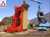 Tilter контейнера Tipper контейнера 20FT 40FT гидровлический разгржая и нагружая