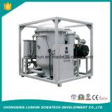 Lushunの高速遠心真空の変圧器の油純化器装置