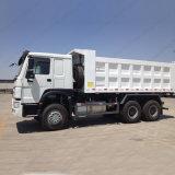Camión del carro 6X4 20-30t de HOWO y carros de volquete pesados