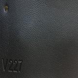 Cuoio sintetico dell'unità di elaborazione Microfiber del PVC di stile italiano per il sofà (HS-QF09)