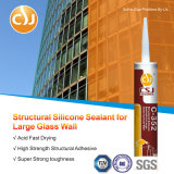 Быстро сухой водоустойчивый стеклянный Sealant для структурно слипчивого запечатывания