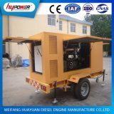 комплект генератора Weichai трейлера 120kVA подвижной Soundroof