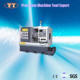 小型精密CNCの旋盤機械Sp2115 GSK/Siemens/Fanuc制御