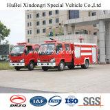 Equipamento da luta contra o incêndio de Isuzu 600p com água 3ton e espuma 1ton