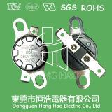 Interruptor do controlador de temperatura para o torradeira
