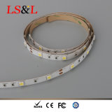 Ce 60LEDs/M, 14.4W, 5m/Roll dello Striplight del LED 5050 & RoHS