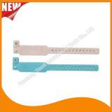 Wristbands descartáveis do bracelete da identificação do bebê do cartão da inserção da criança (6020A8)