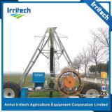 Sistema linear y lateral de la alimentación de la zanja de la rueda del estilo dos del valle del movimiento de irrigación