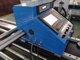 cortador de aluminio portable del plasma del CNC de la hoja del acero inoxidable del metal