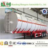 semi-remolque del tanque de Tranport del asfalto 30cbm para Kazakhstan
