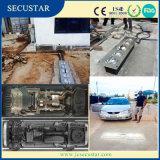 Fonte da fábrica sob sistemas de inspeção do veículo com função da leitura da placa do carro