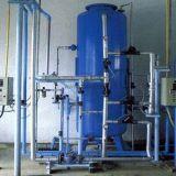 Serbatoio dell'emolliente del sistema di trattamento di acqua dei serbatoi della fodera FRP del PE