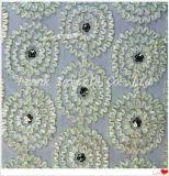 Kettenstickerei mit Sunflowers-Flk5005