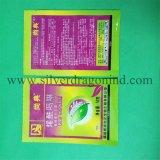 Напечатанный бортовой мешок запечатывания 3 для упаковки порошка запитка