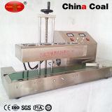 Máquina automática da selagem da folha de alumínio do aferidor da indução