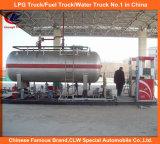 5000 litros de patim LPG que cozinha o tanque para Nigéria