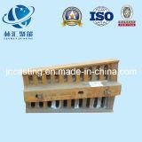 Pezzo fuso del rivestimento della fodera delle coperture della fabbrica/fodera Semi-Autogena del laminatoio