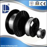 Collegare di saldatura estratto la parte centrale da cambiamento continuo del acciaio al carbonio Aws A5.20 E71t-GS 0.035-Inch