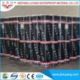 Membrana de impermeabilización bituminosa modificada Sbs de impermeabilización de la fuente para el túnel